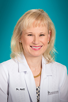 Family dentist Dr. Melanie Hull